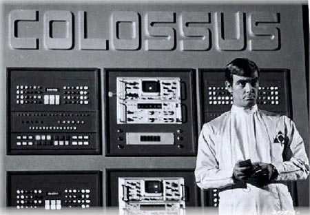 Colossus Forbin Project